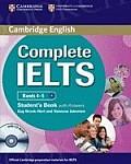 Complete IELTS Bands 4-5 książka nauczyciela
