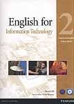 English for Information Technology Level 2 Coursebook plus CD-ROM mp3
