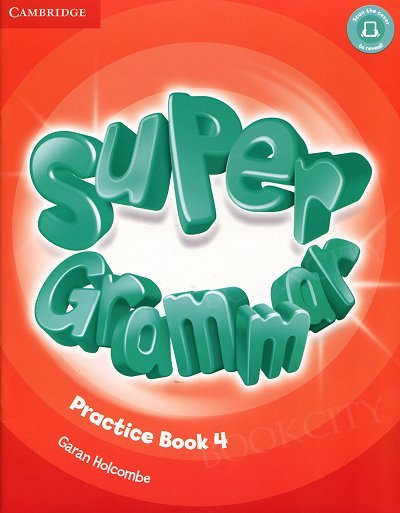 Super Minds 4 Grammar Practice book