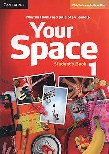 Your Space 1 podręcznik