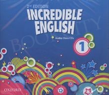Incredible English 1 (2nd edition) Class CD (3)