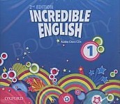 Incredible English 1 (2nd edition) Class CD (3)