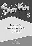 Star Kids 3 Teacher's Resource Pack & Tests