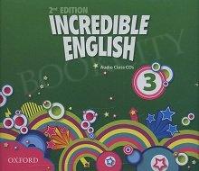 Incredible English 3 (2nd edition) Class CD (3)