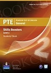Pearson Test of English General Skills Booster 2 Student's Book plus Audio CD