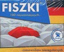 100 najważniejszych czasowników nieregularnych. Fiszki język niemiecki