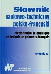 Słownik naukowo techniczny polsko francuski
