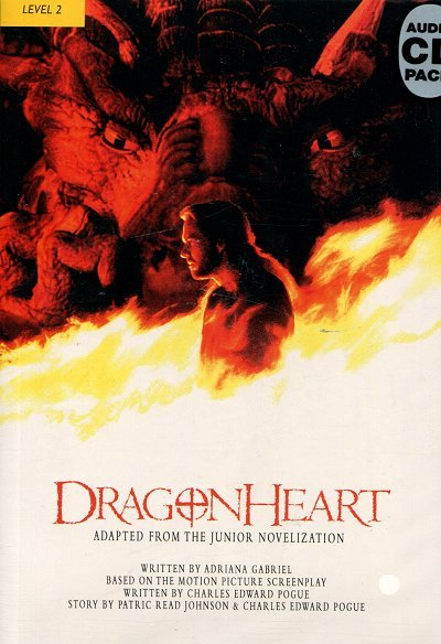 Dragonheart Book plus MP3