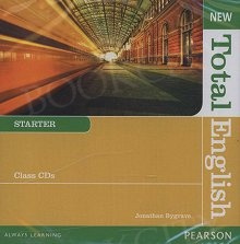 New Total English Starter Class Audio CD