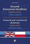 Słownik finansowo handlowy angielsko polski i polsko-angielski