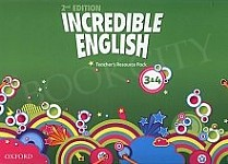 Incredible English 3&4 (2nd edition) Teacher's Resource Pack