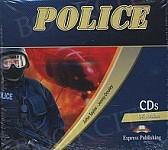 Police Class Audio CDs