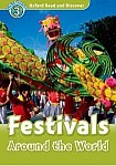 Festivals Around the World (poziom 3) Book plus CD