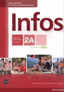 Infos 2A Podręcznik z ćwiczeniami + CD MP3