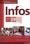 Infos 2B Podręcznik z ćwiczeniami + CD MP3