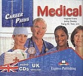 Medical. Career Paths Class Audio CDs (set of 2)