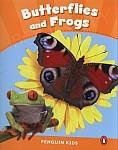 Butterflies and Frogs Poziom 3 (600 słów)