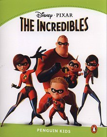The Incredibles. Poziom 4 (800 słów)