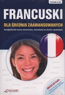 Francuski dla średnio zaawansowanych Książka + CD Audio