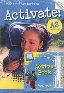 Activate! A2 Student's Book plus ActiveBook