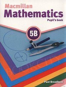 Macmillan Mathematics 5B podręcznik