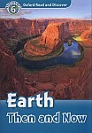 Earth Then And Now Book with Audio CD