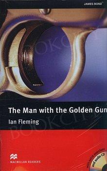 The Man with the Golden Gun Book + CD