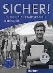 Sicher! B1+ Zeszyt ćwiczeń + Audio CD (1szt.)