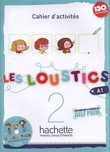 Les Loustics 2 Ćwiczenia +CD