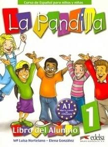 La Pandilla 1 podręcznik i ćwiczenia