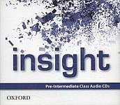 Insight Pre-Intermediate Class CD