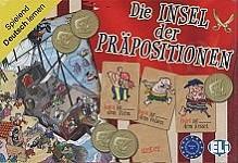 Die Insel der Präpositionen Gra językowa z polską instrukcją i suplementem