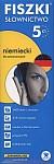 Fiszki Niemieckie PREMIUM. Słownictwo 5 Fiszki + program + mp3 online