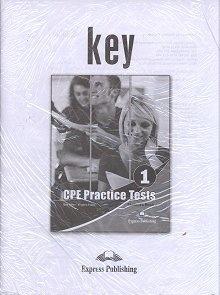 CPE Practice Tests 1 Answer Key