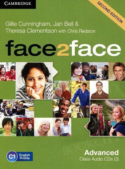 face2face 2nd Edition Advanced Class Audio CDs (3)