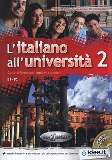 L'italiano all'universita 2 B1-B2 podręcznik