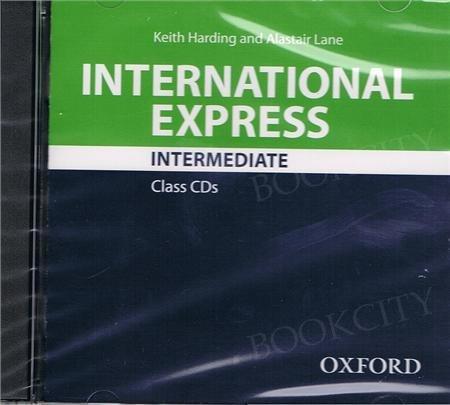 International Express 3Ed Intermediate Class Audio CDs (2)