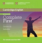 Complete First Certificate 2ed Class Audio CDs (2)