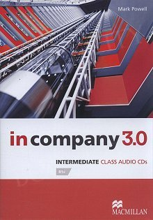 In Company 3.0 Intermediate Audio CD