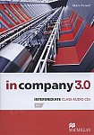 In Company 3.0 Intermediate Audio CD