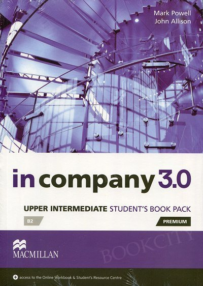 In Company 3.0 Upper intermediate podręcznik