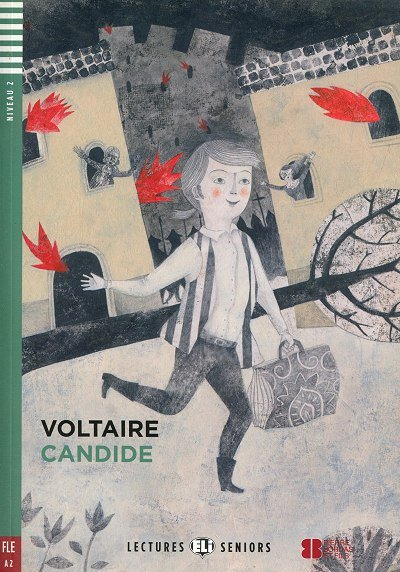 Candide Książka + CD