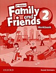 Family and Friends 2 (2nd edition) Workbook