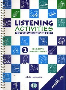 Listening activities 2 Książka + CD