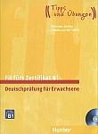Fit fürs Zertifikat B1 Książka+CD