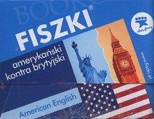 Amerykański kontra Brytyjski Fiszki + mp3 online