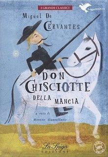 Don Chisciotte della Mancia (poziom B2) Książka+audio mp3 online
