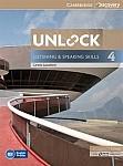 Unlock: Listening and Speaking Skills 4 książka nauczyciela