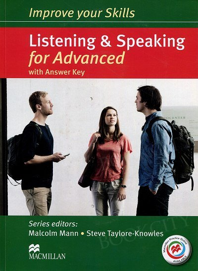 Improve your Skills for Advanced Listening & Speaking Skills Książka ucznia (z kluczem) + kod online