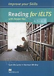 Improve your Skills for IELTS 4.5-6.0 Reading Skills Książka ucznia (z kluczem)